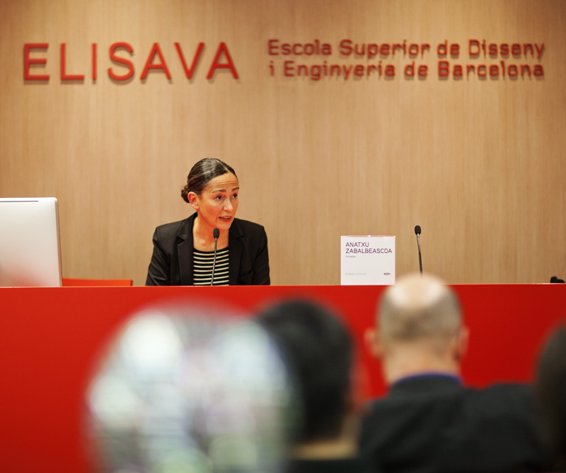 Elisava's lecture