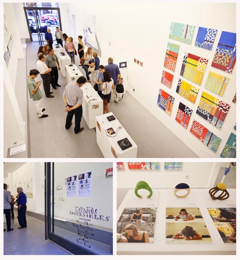 Exhibition from Elisava's Master in Jewelry design design