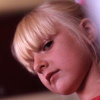 Ukrainian girl, Lviv, Ukraine