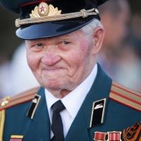 Russian WWII veteran