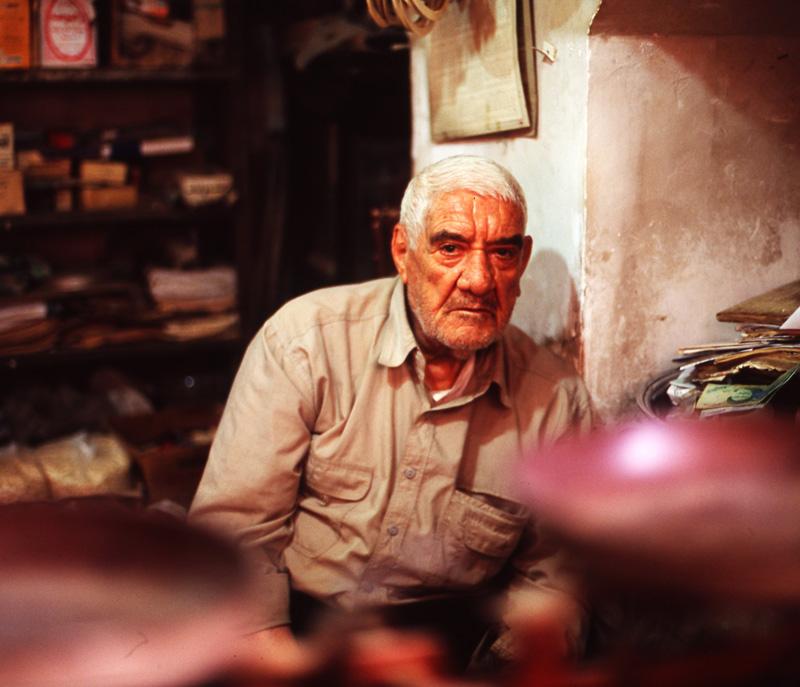 Seller, Yazd, Iran
