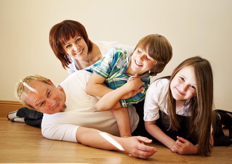 Grice's family, Bristol, UK