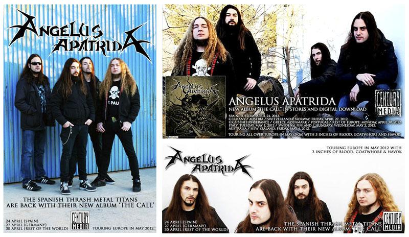 Promo The Call Angelus