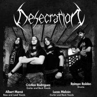 Desecration album