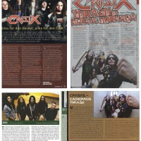 Different Crisix publications