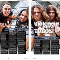 Metal Hammer n293. Aggression