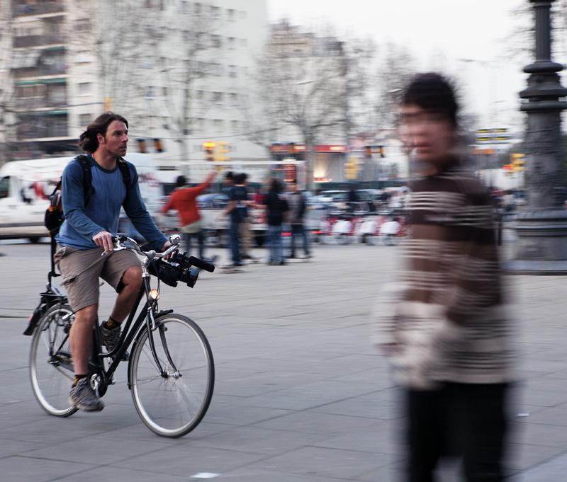 Barcelona, Catalonia. 04/2008