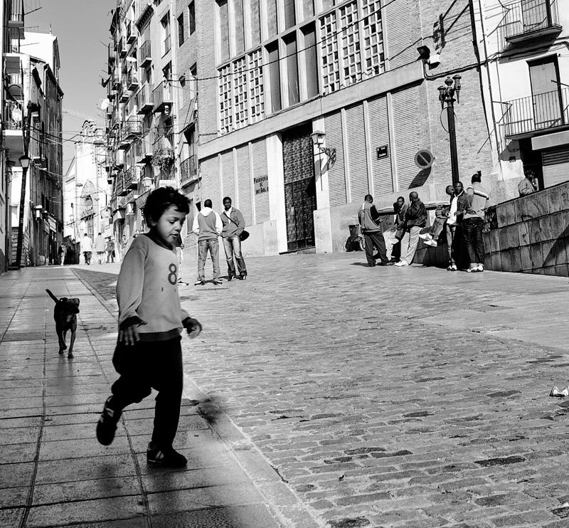 Lleida, Catalonia. 11/2007