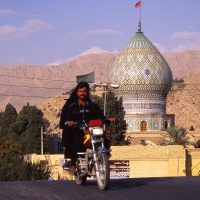 Shiraz, Iran. 10/2013
